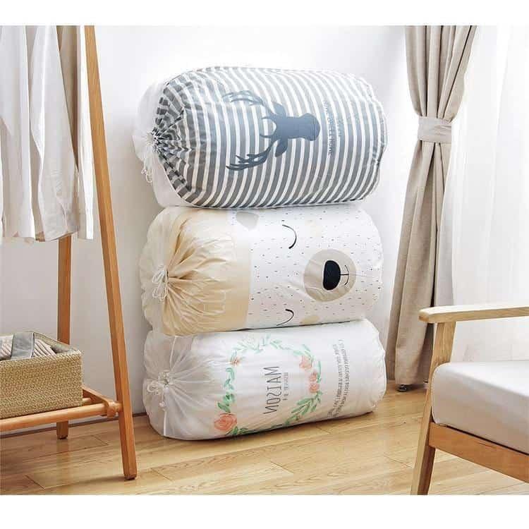 Boxed by Wabroom / storage bag unique and elegant Basket
