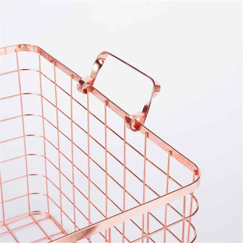 Frederick Vaux Chic Storage Basket
