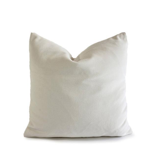 Pablo Earth Celiné Cushion Pillow Snow White / 30x50cm