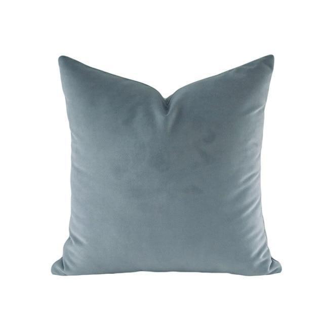 Pablo Earth Celiné Cushion Pillow Blue Grey / 30x50cm