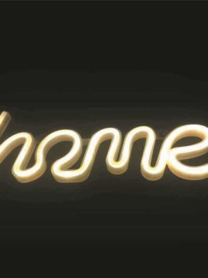 Sweet Home Neon Lamp