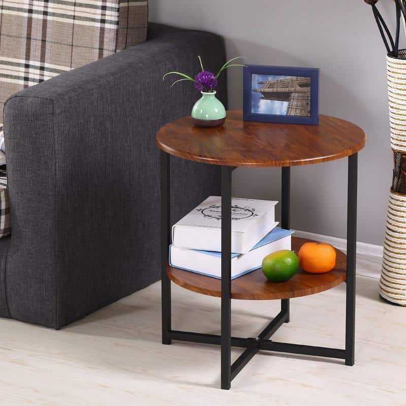 Haruno Wood Table Side table