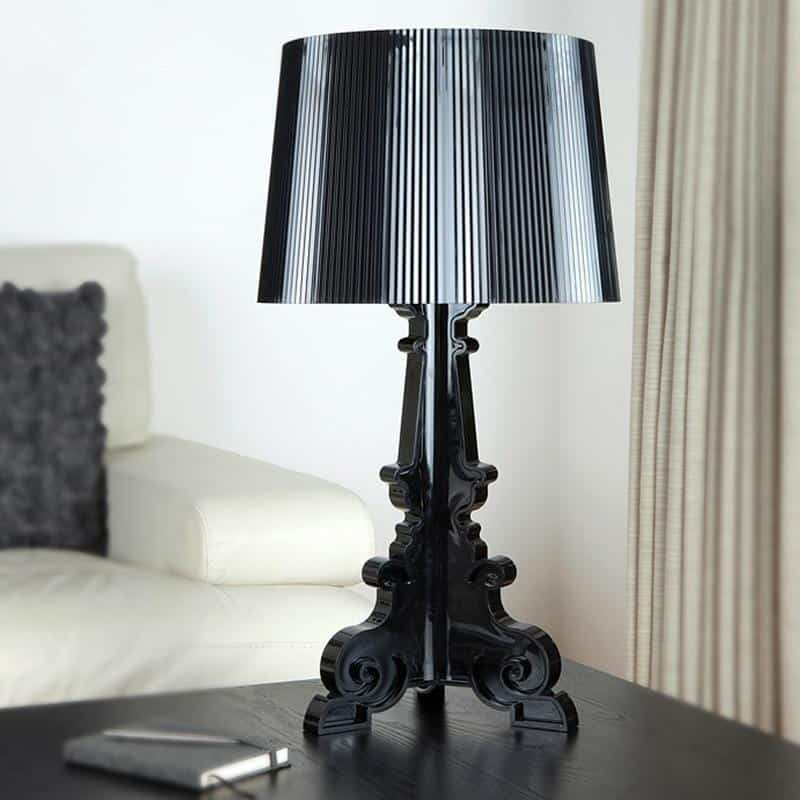 Träwick Clear BW Table/Room Lamp
