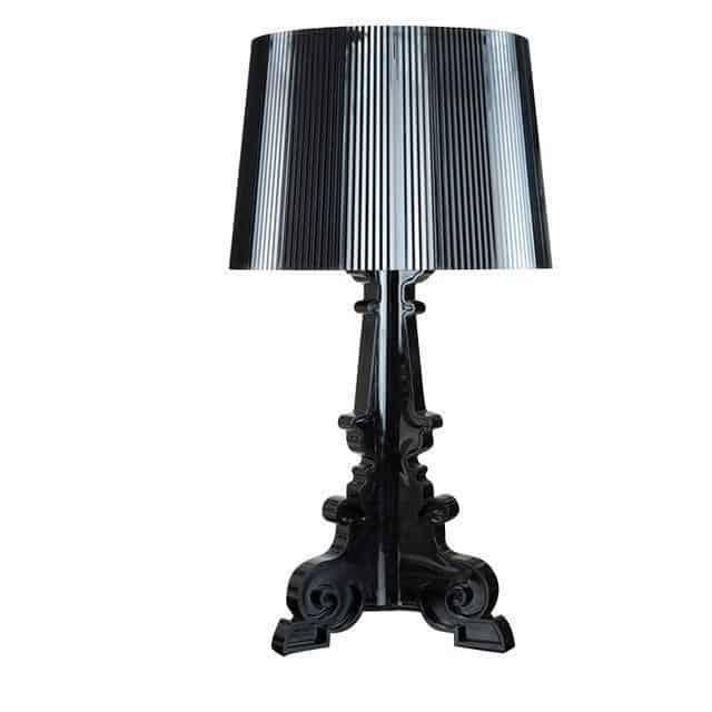 Träwick Clear BW Table/Room Lamp Table lamp Deep black