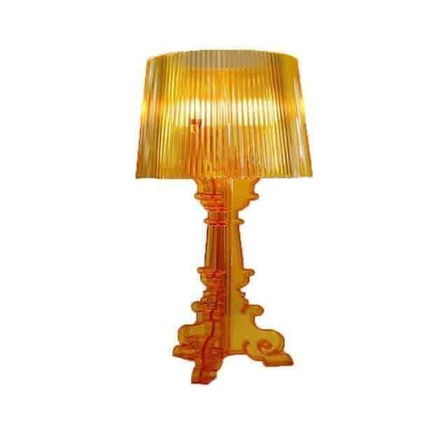 Träwick Clear BW Table/Room Lamp Table lamp Sweet orange
