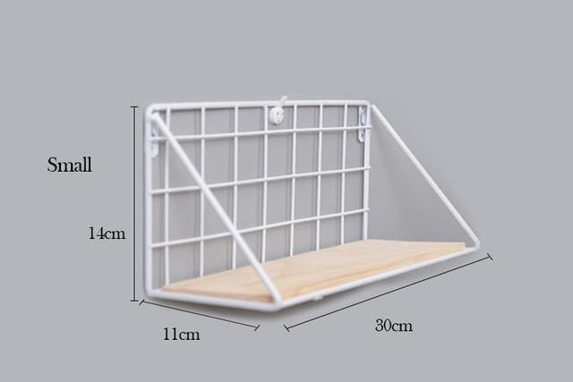Sinclair Manhattan Shelf Shelf White / Small