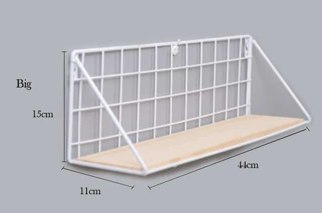 Sinclair Manhattan Shelf Shelf White / Large
