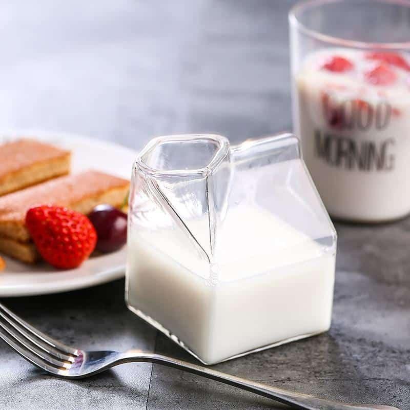 Dylan Milk/Juice Glass unique and elegant Drinkware