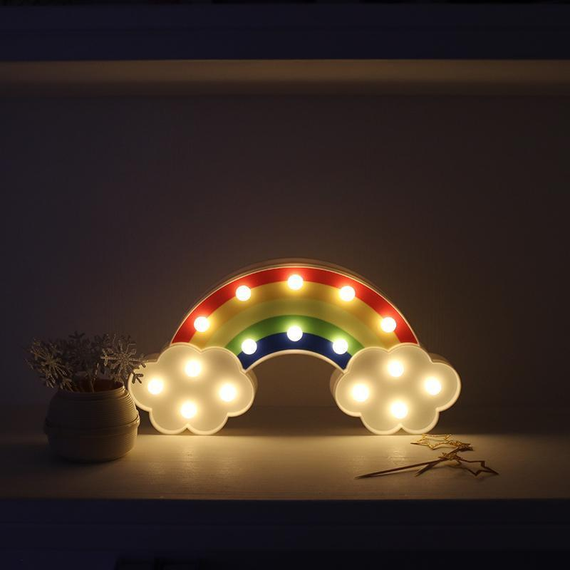 Superstar Rainbow Lamp