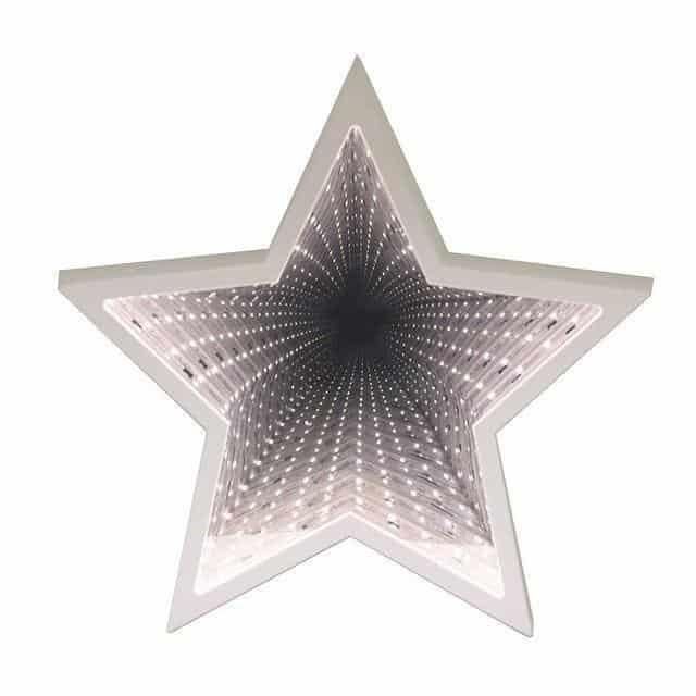 Supernova Tunnel Table Lamp Table/Wall lamp Star