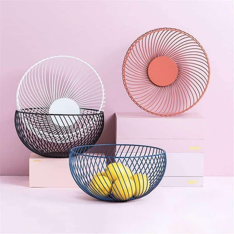 Nordic by Frederick Vaux / Wire Baskets