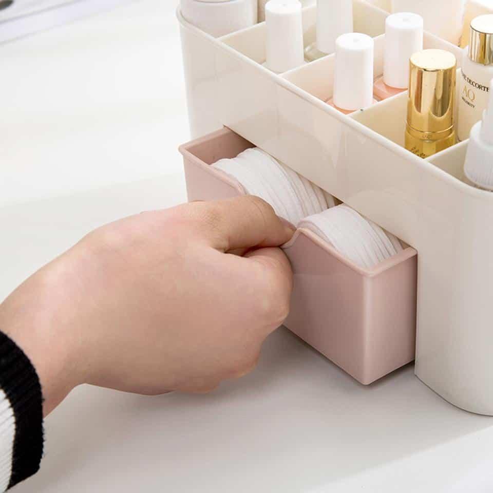 Caroline by Chloé Cosmetic Storage Box unique and elegant Cosmetic storge box