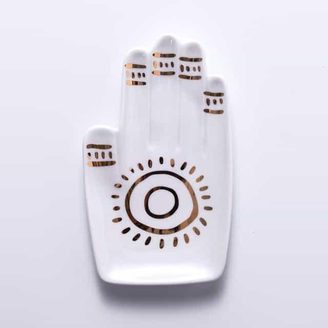 Emmelie Cactusiela Island Jewelry/Decorative Trays Decor Sun Hand