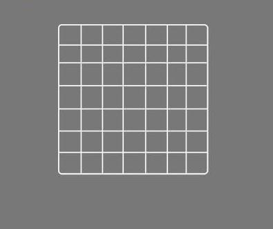 Exploration by Henry | | Metal Photo Wire Grid | Wall Creative Grid | Panel Shelf White / 3