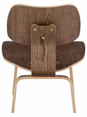 Marc Kandel Mid Century Lounge Chair / Walnut