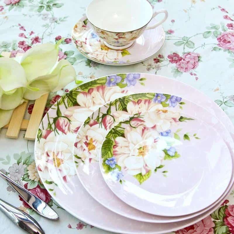 Alice Wonderland Plate unique and elegant Plates