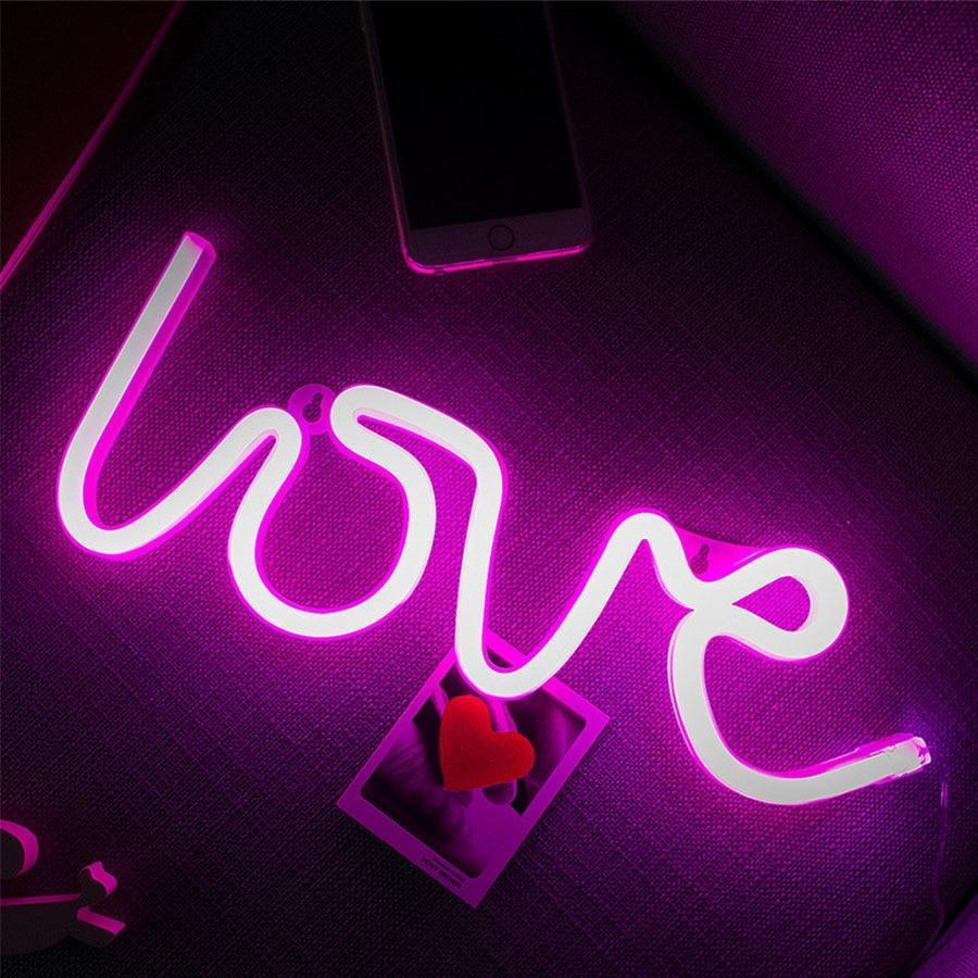 Superstar Love me NOW Wall/Desk Lamp Table/Wall lamp