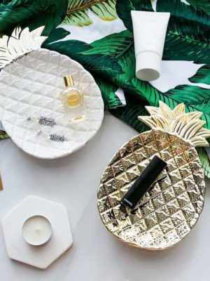 Pineapple by Jenny Alston Tableware/Organizer