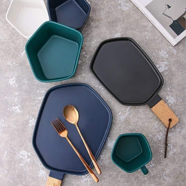 Chloe Herman Serveware unique and elegant Plates