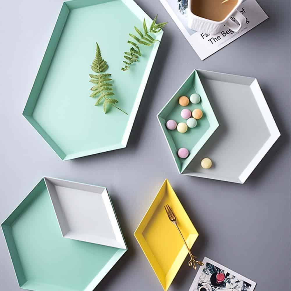 Polygon by Henry Jacobsson Tray