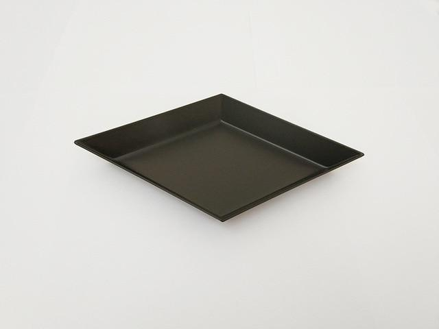 Polygon by Henry Jacobsson Tray Deep black / S