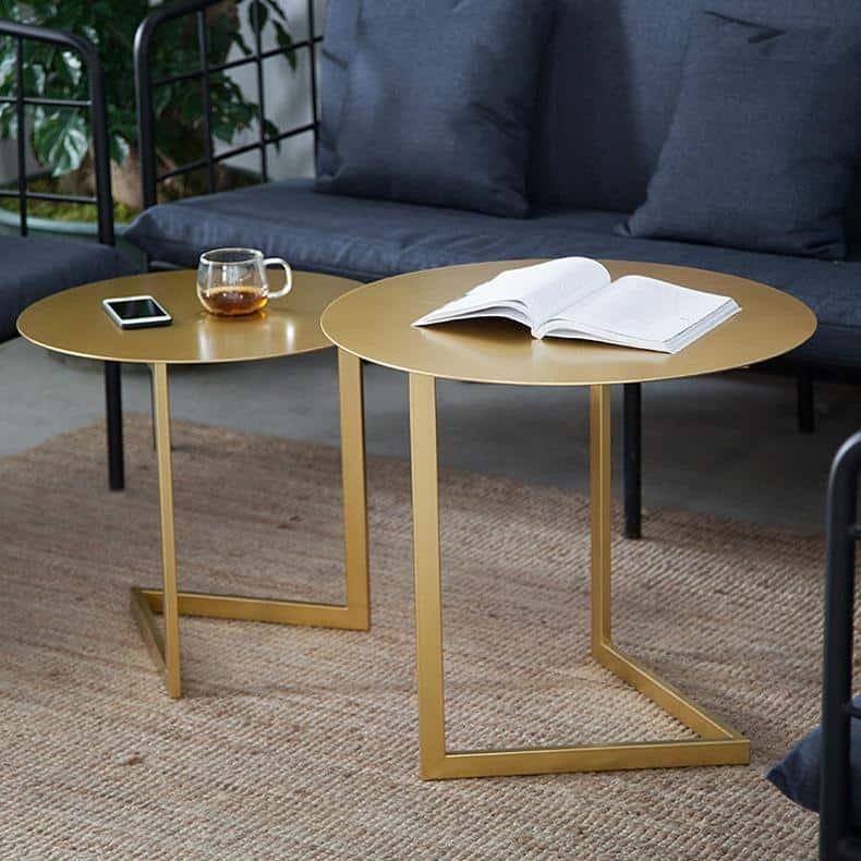 Konuma Iron Table Table