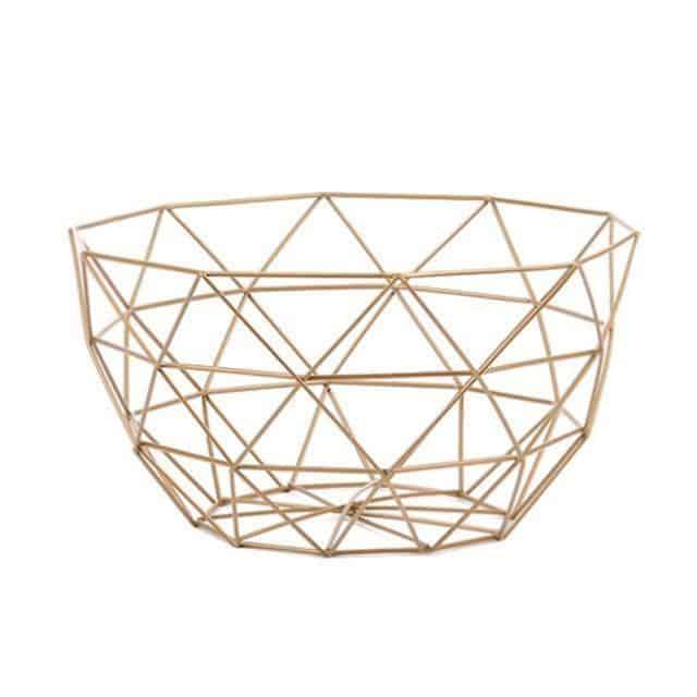 Spider by Frederick Vaux / Storage Basket Basket Default Title
