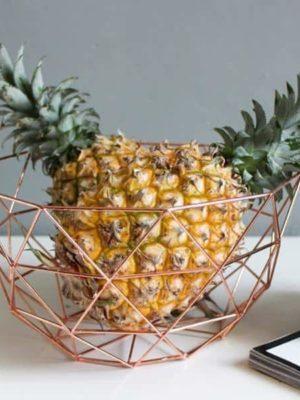 Spider Wire Basket / Storage Basket