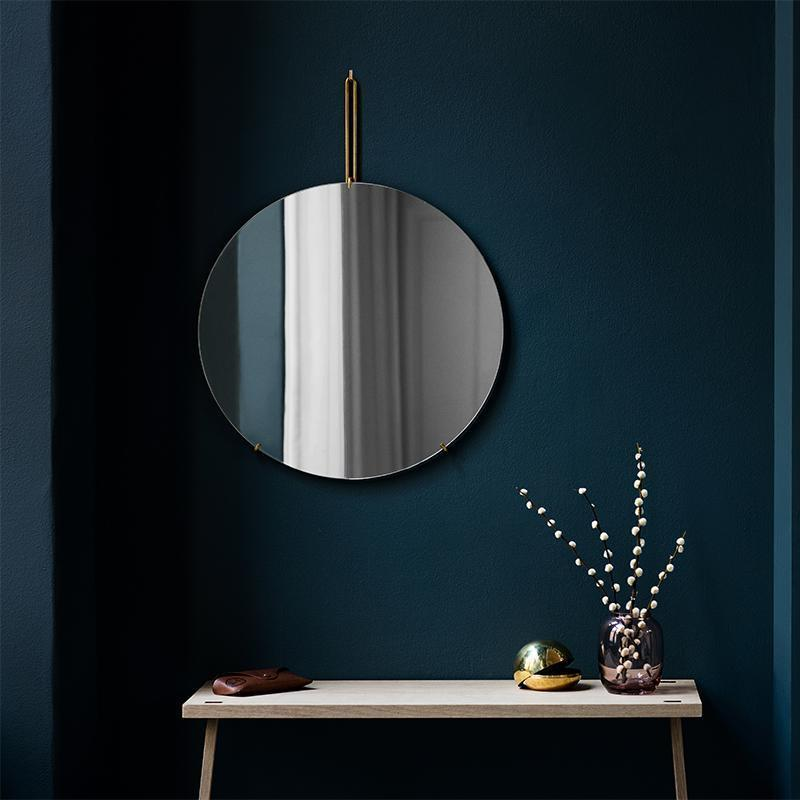 Fairlight by Henry Jacobsson Frameless Wall Mirror