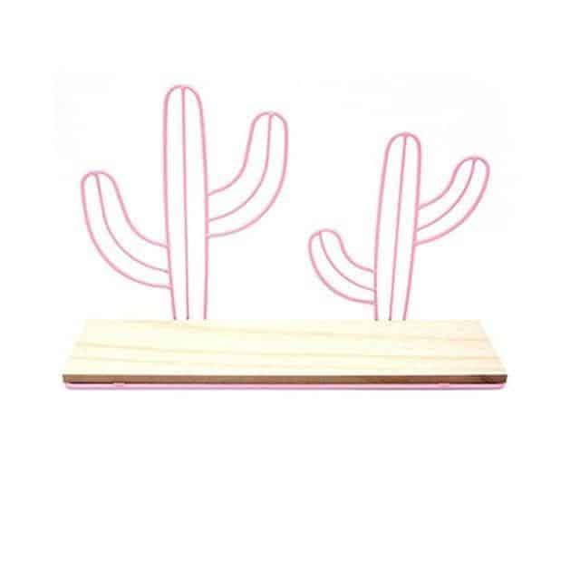 Nordic Iron Lilly-May Shelf rose / Cactus