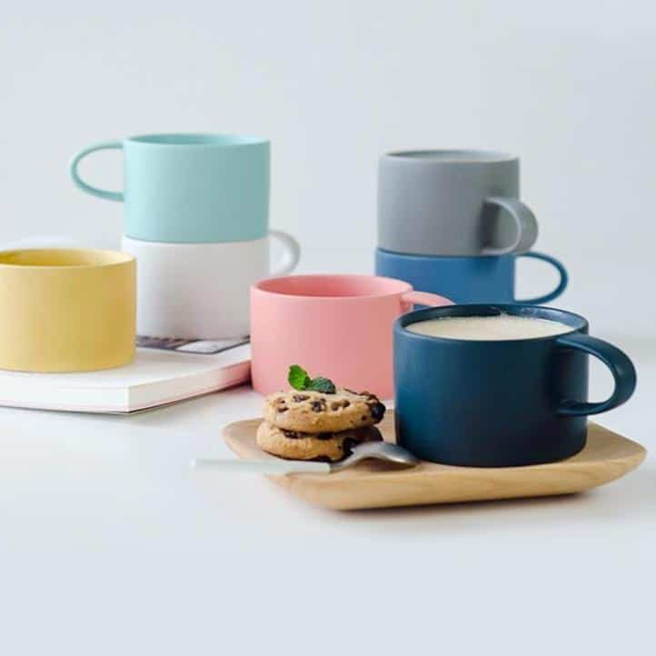 Macaroons by Una Hubmann Mug/Cup