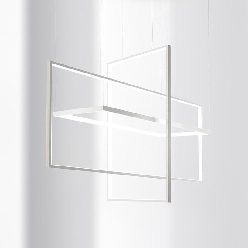 Cozy Cube 3Z LED Chandelier unique and elegant Pendant lighting