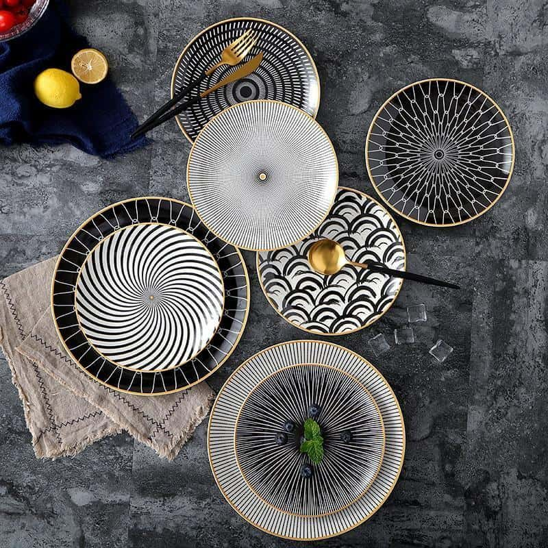 Geometry by Celiné Plates