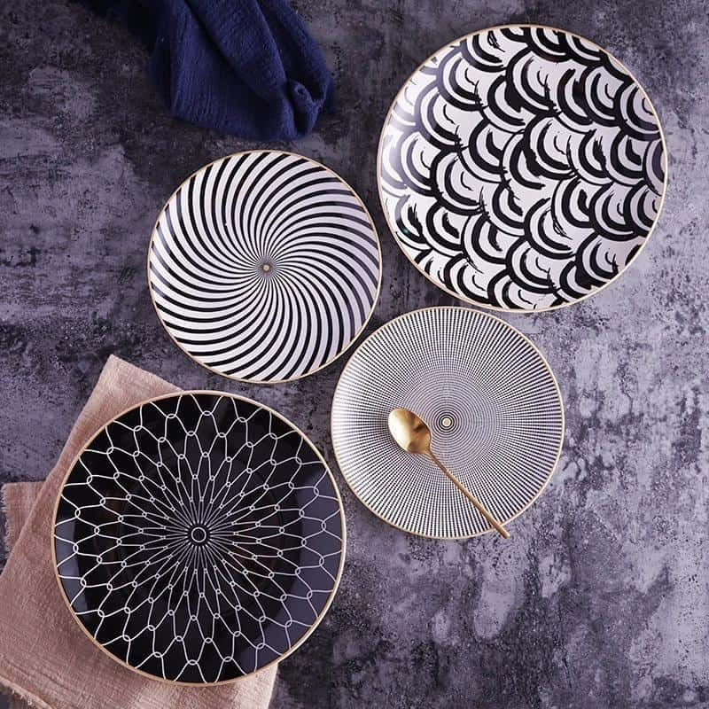 Geometry by Celiné Plates
