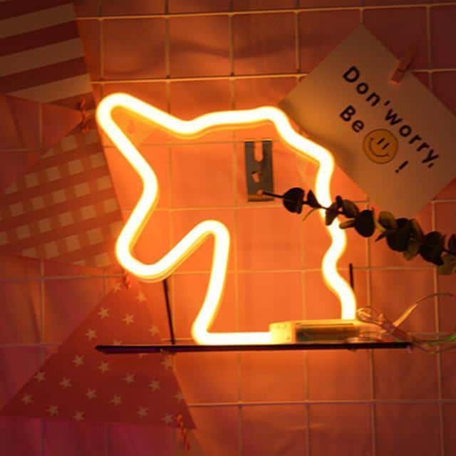 Superstar Neon F7 Table/Wall Lamp Table/Wall lamp Unicorn
