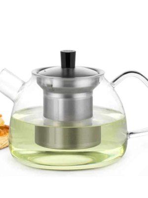 Yomoto Hiroi Glass Tea Set 900ml