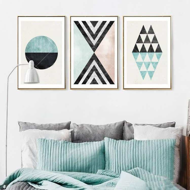 Nordic Essentials Two | Unframed Canvas Art