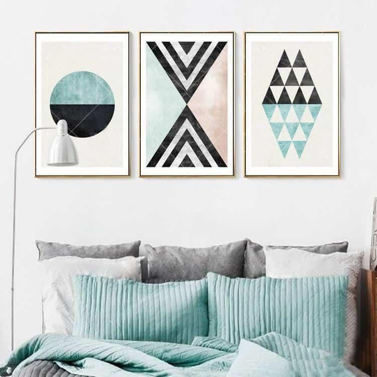 Nordic Essentials Two Canvas print - Wall Art