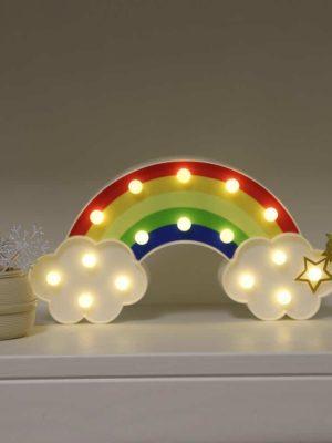 Superstar Rainbow Lamp