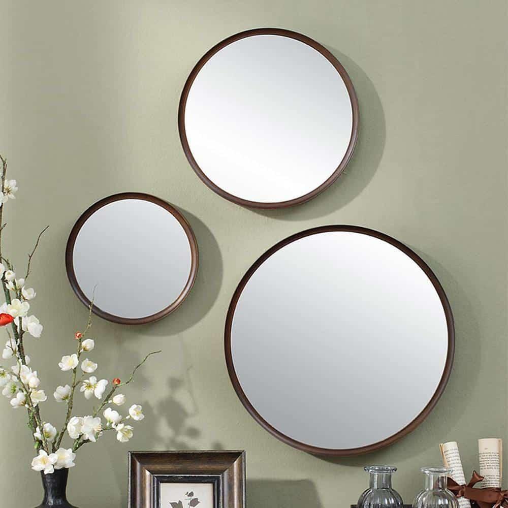 Kennedy by Sebastiaan Reuvekamp / Wall Hanging Mirror Mirror