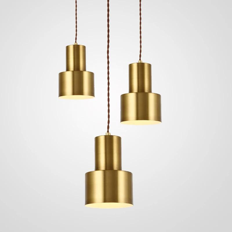 The Precious Island Vintage | Brass Pendant Light