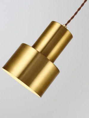 The Precious Island Vintage | Brass Pendant Light
