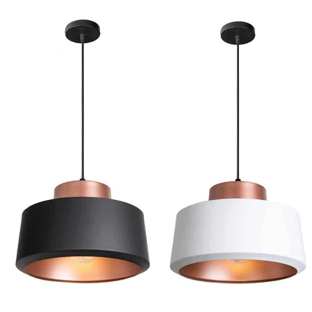 Nordic Lunar Pendant Light