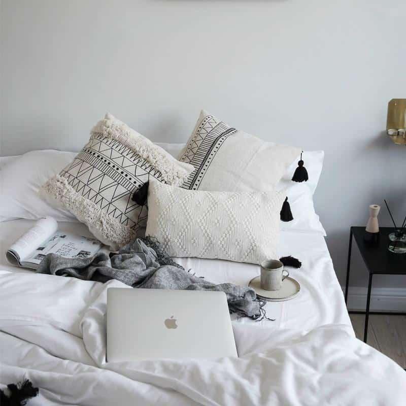 Indiana by Celiné Pillowcase Pillow