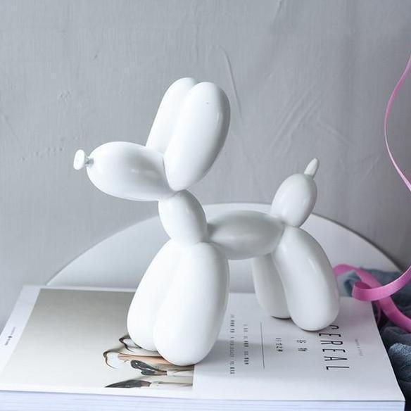 Big Brownie by Hannes Malmström unique and elegant Sculpture Matte white