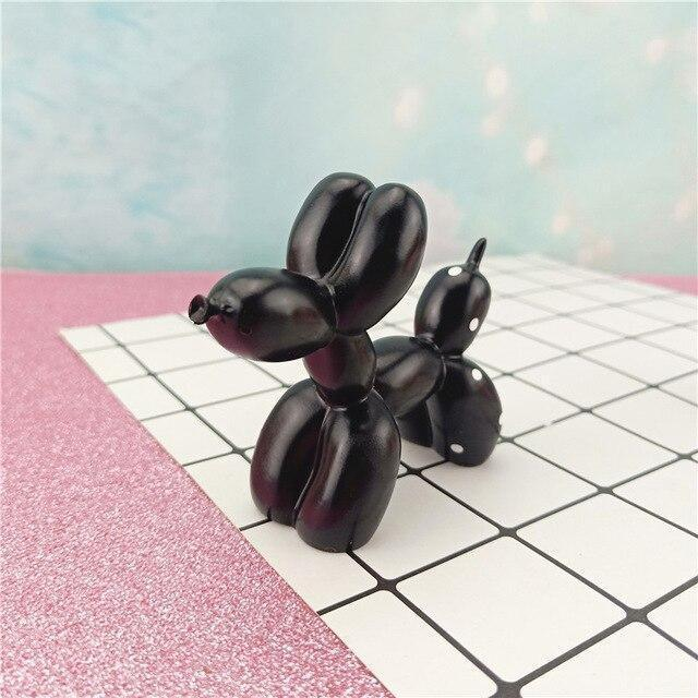 Smooth Brownie by Hannes Malmström Sculpture Black