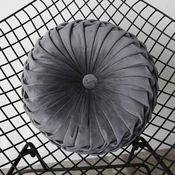 A close up of a metal rack