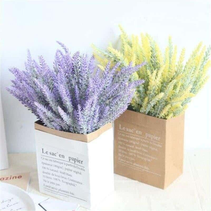 Flowers of Provence by Una Hubmann