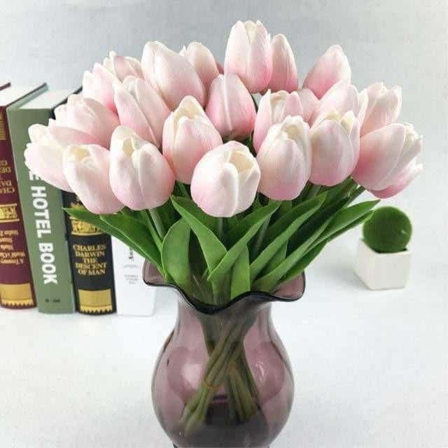 Fantasy by Hannes Malmström Artificial Flowers Light Pink / Large - 31pcs