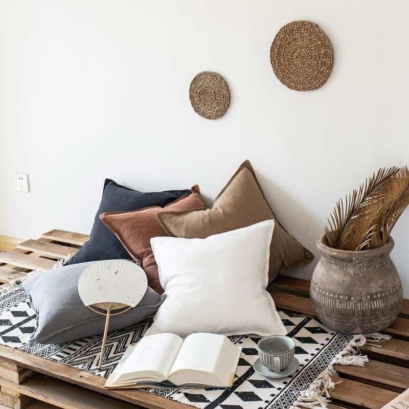 Great Earth Celiné Cushion Pillow